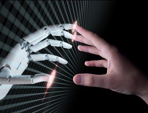 Trabajo colaborativo entre personas y robots