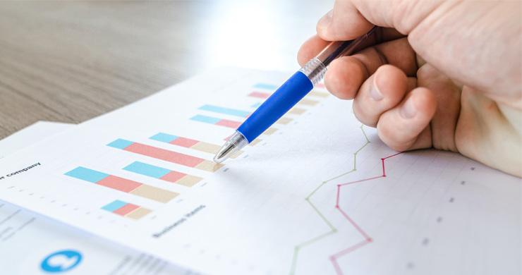 Hay que analizar muchos datos del marketing.